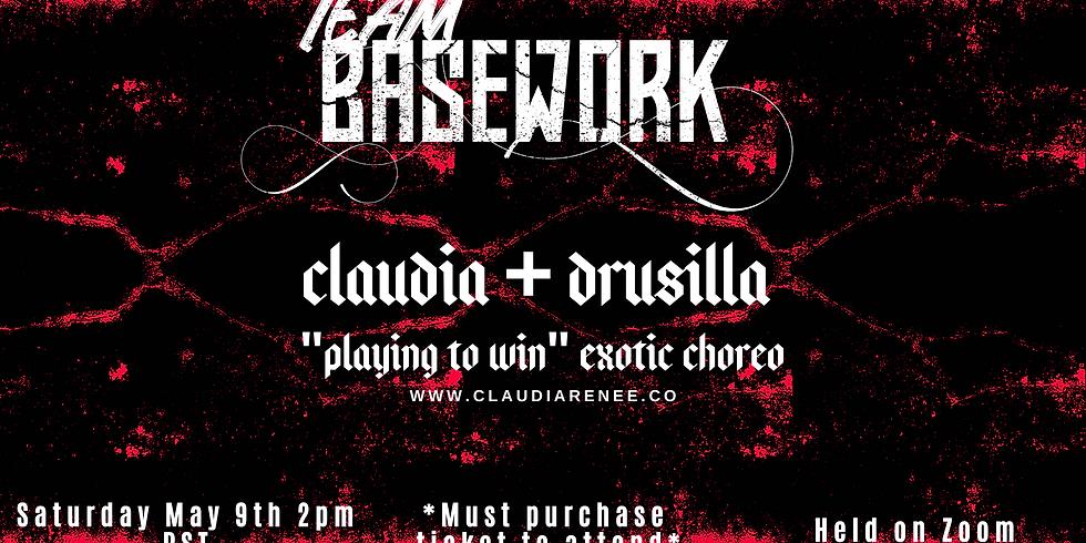 "Claudia + Dru ""Playing To Win"""