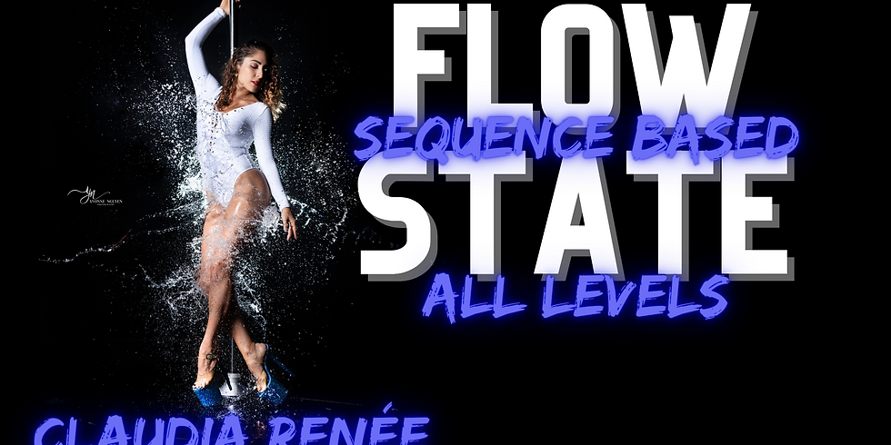 Flow State Rotational Movement w/ Claudia Renee (ALL LEVELS)