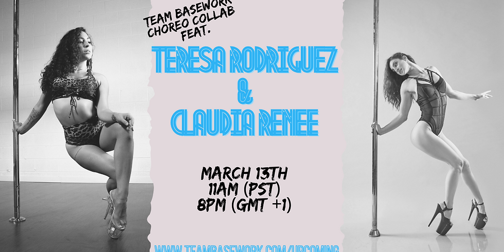 Collab Feat. Teresa Rodriguez (INT/ADV)
