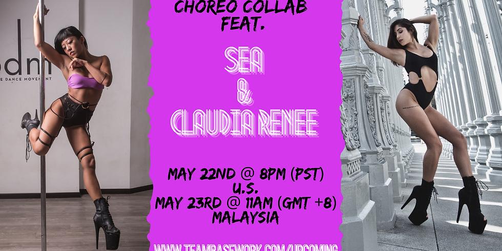 Choreo Collab Feat. Sea (INT/ADV)