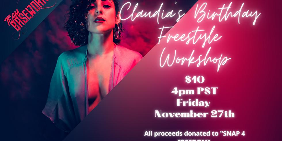 Birthday Freestyle Workshop
