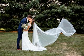 Lavender Crest Winery Wedding