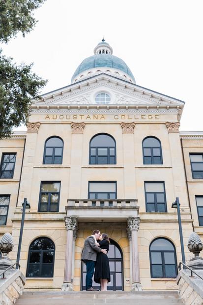 Augustana College Engagement