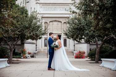 Bradley University Wedding