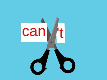 "5 Of The Best Quotes To Go From ""Can't"" To ""Can""!"