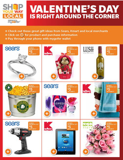 Shop Your Way digital flyer