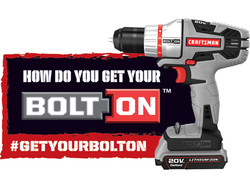 Craftsman Bolt On Campaign