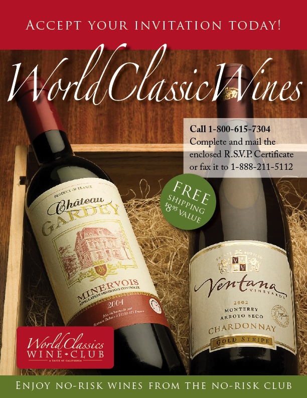 World Classic Wine Club DM
