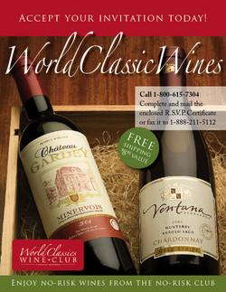 World Classic Wine Club DM