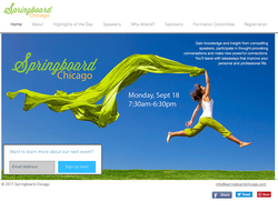 Springboard Chicago Website