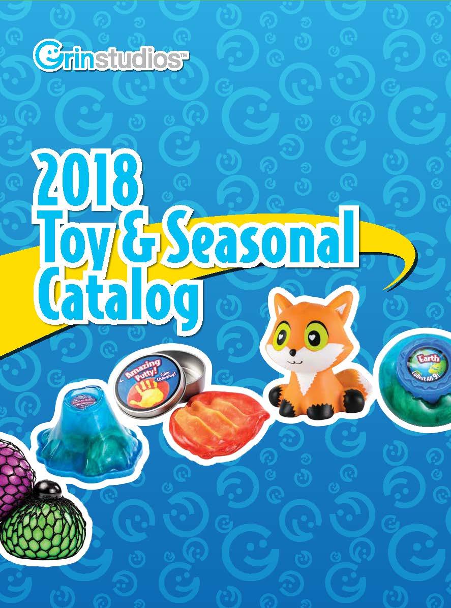 Grin Studios Toy Catalog