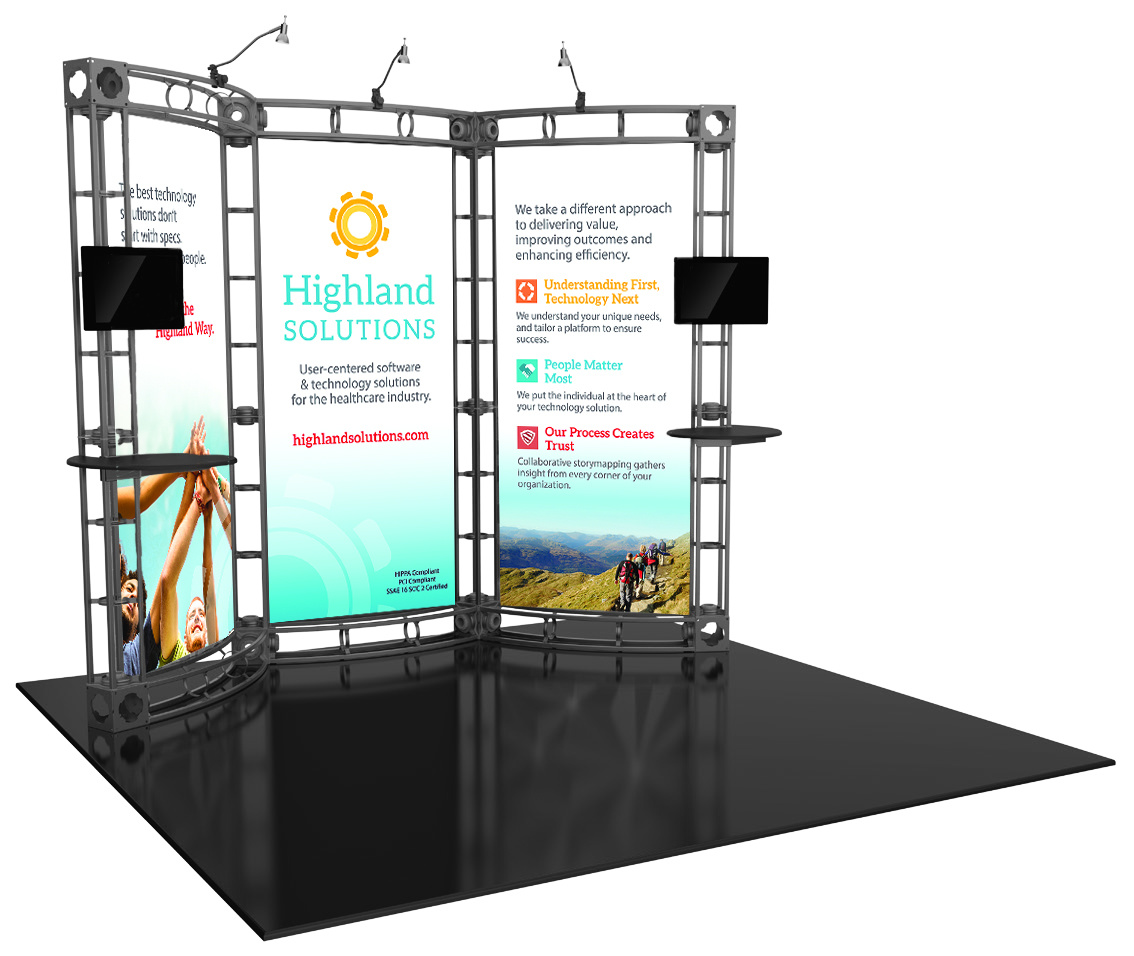 Highland Technologies Booth