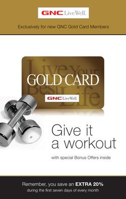 GNC Loyalty Program