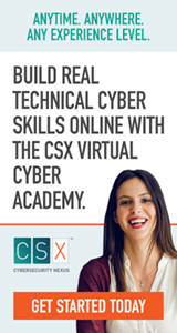 ISACA CSX Cyber Academy