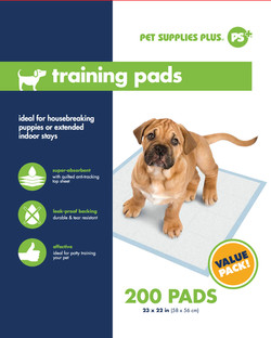 Pet Supplies Plus Packaging
