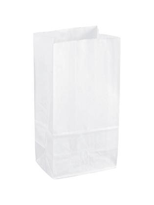 White Paper Bag & Care Card
