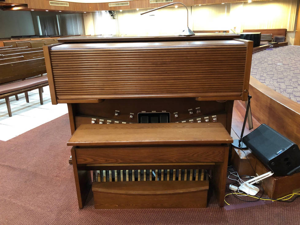 2F數位管風琴