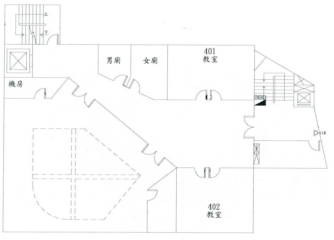 平面圖4F
