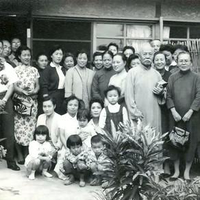 1960_家庭禮拜後合影2