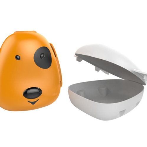 Lunch Dog