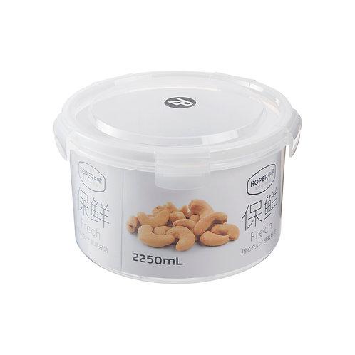Caja Hoper Redonda Alta 2250 ml