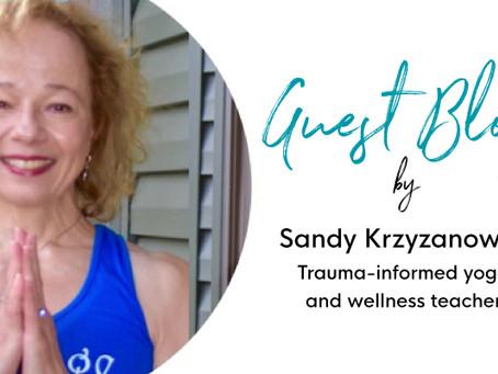 Yoga for healing trauma