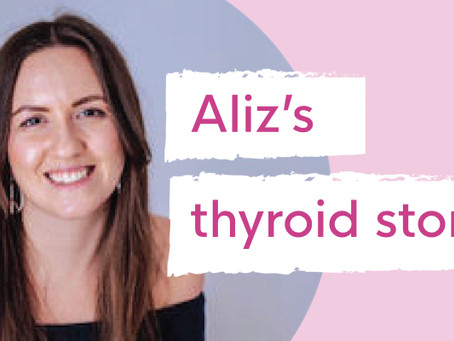Aliz's thyroid story