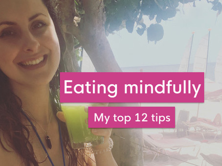 Healing Hashimoto's by eating mindfully