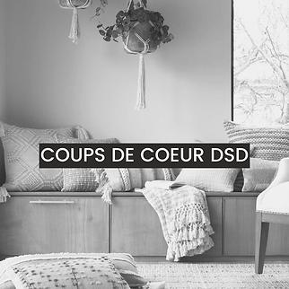 COUPS DE COEUR DSD - Carré insta boutiqu