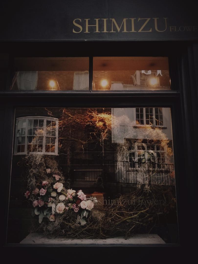 Christmas window display 2017