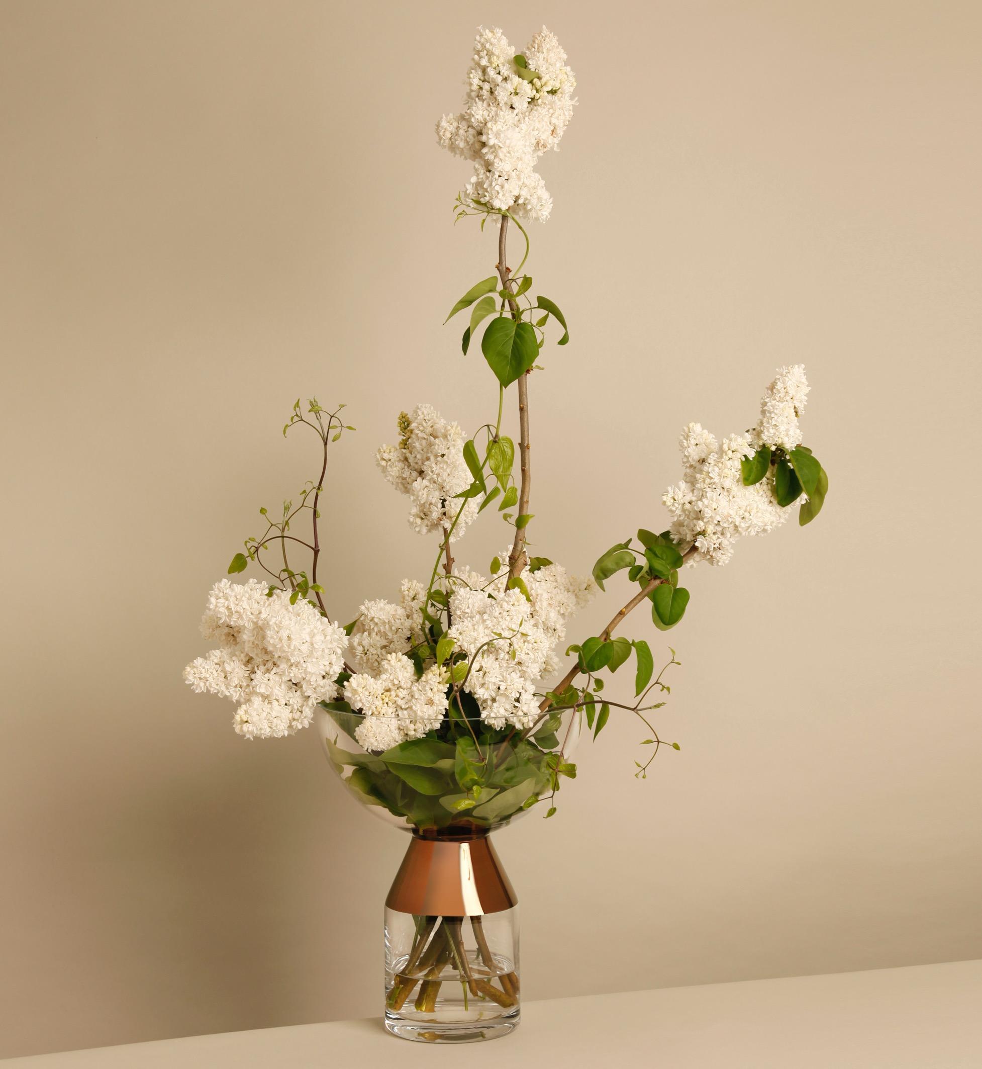 Tom Dixon x Shimizu Flowers