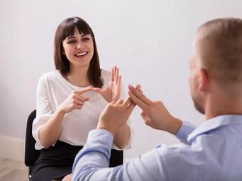 Мова для глухонемых
