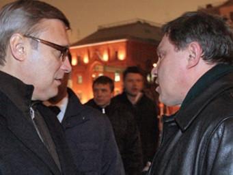 Народ против Явлинского и Касьянова. Промежуточные итоги