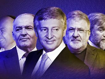 Зеленский рассказал украинцам, кто такие «олигархи»