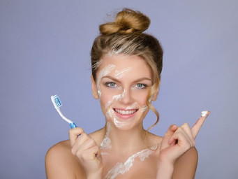 Зубная паста против коронавируса
