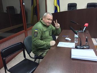 «Бедный» генерал Марченко