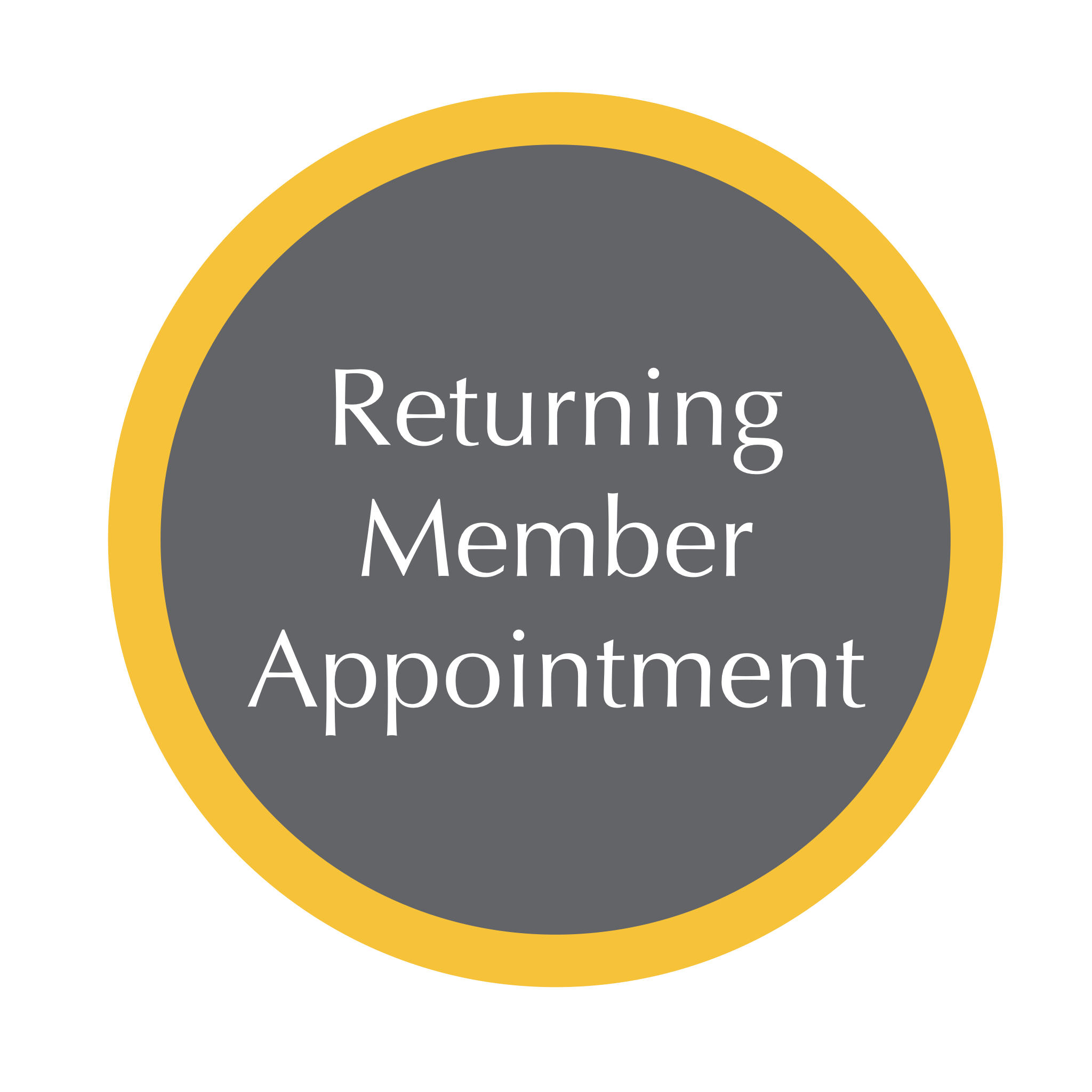 Returning Member Appointment