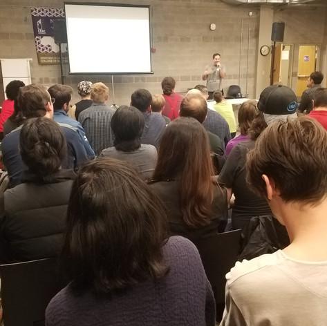 Seattle Hackathon Presentation