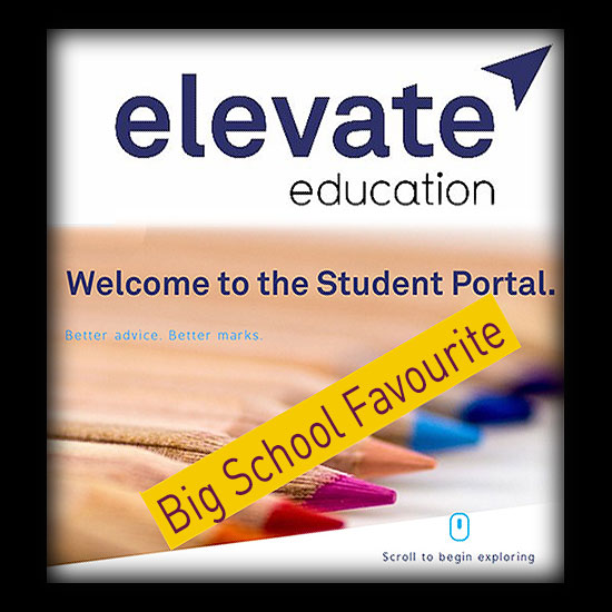 Elevate Education Website