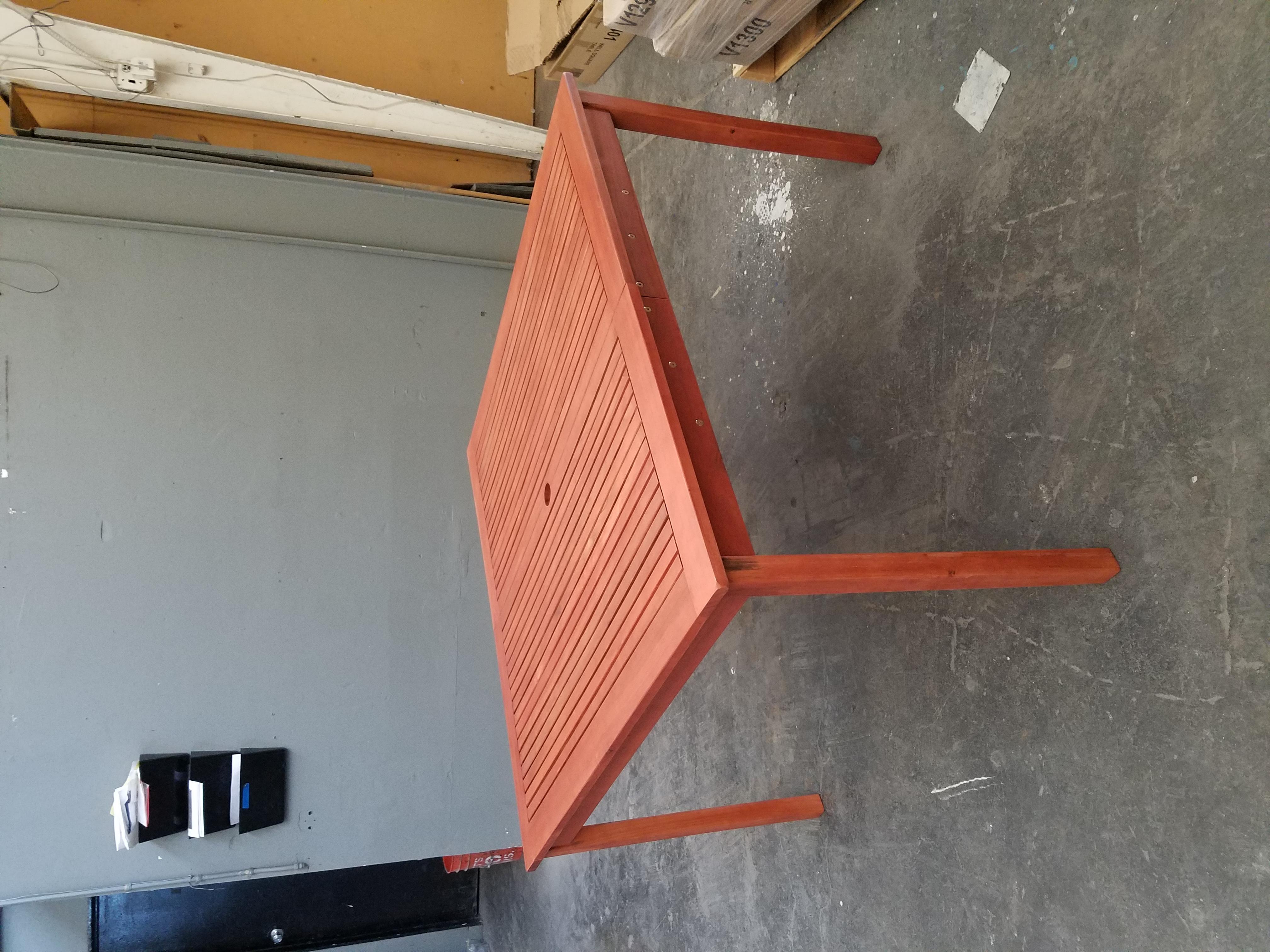 Eucalyptus table 47x47 $ 210.00