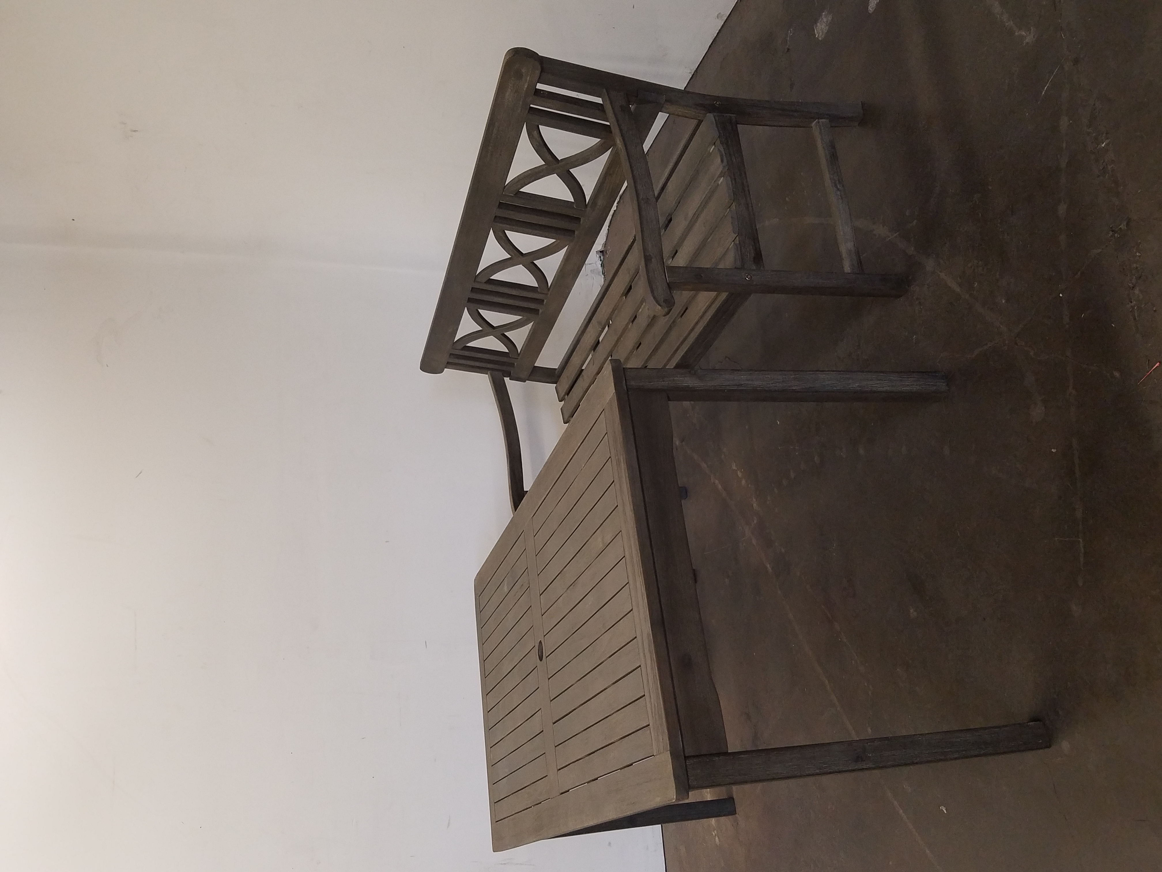 Rectangular Table, Acacia $ 193.00