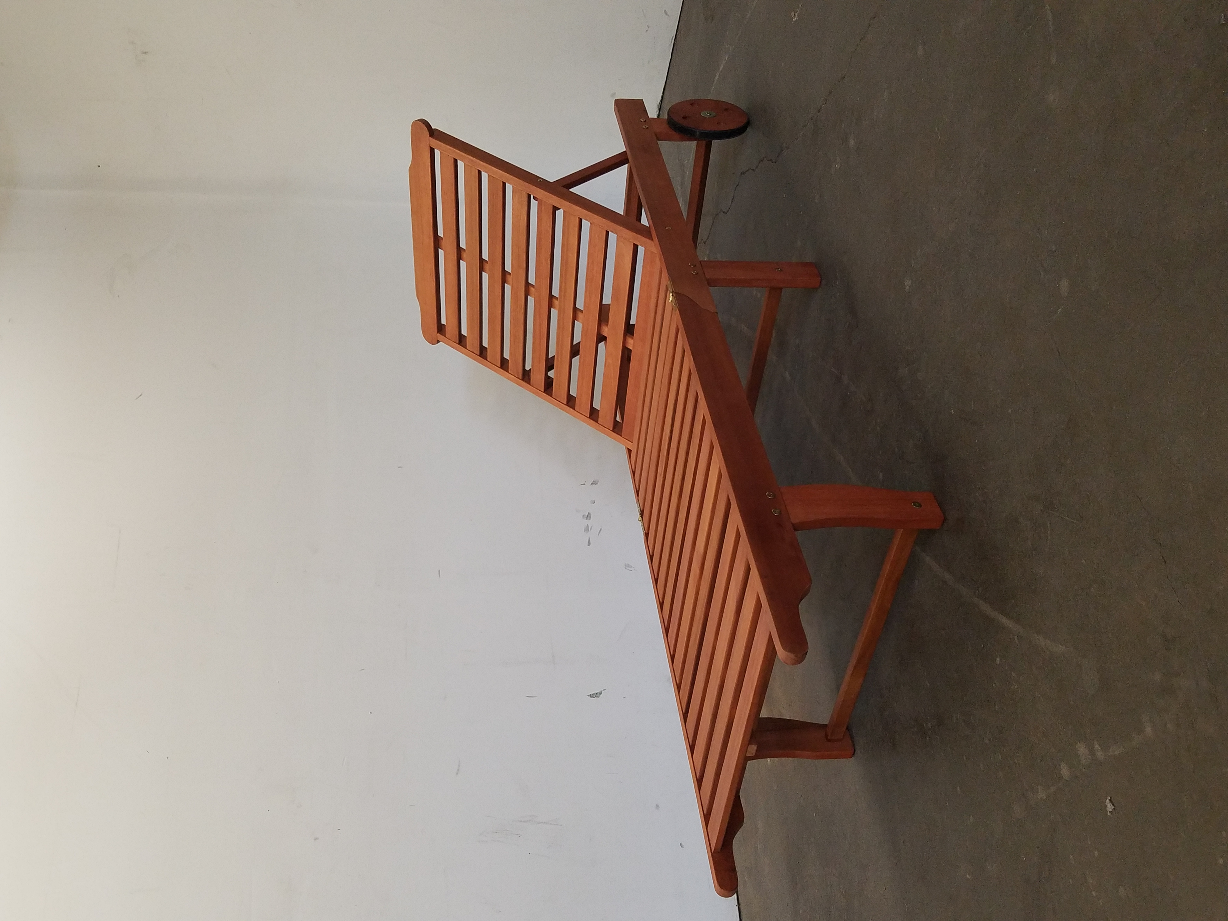 Chaise Lounger, Eucalyptus $ 160.00