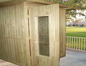 AquaModel - Sauna 2
