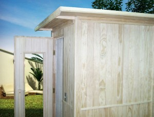 AquaModel - Sauna 5
