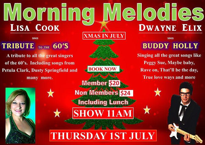 JULY 2021 XMAS morning melodies promo (0
