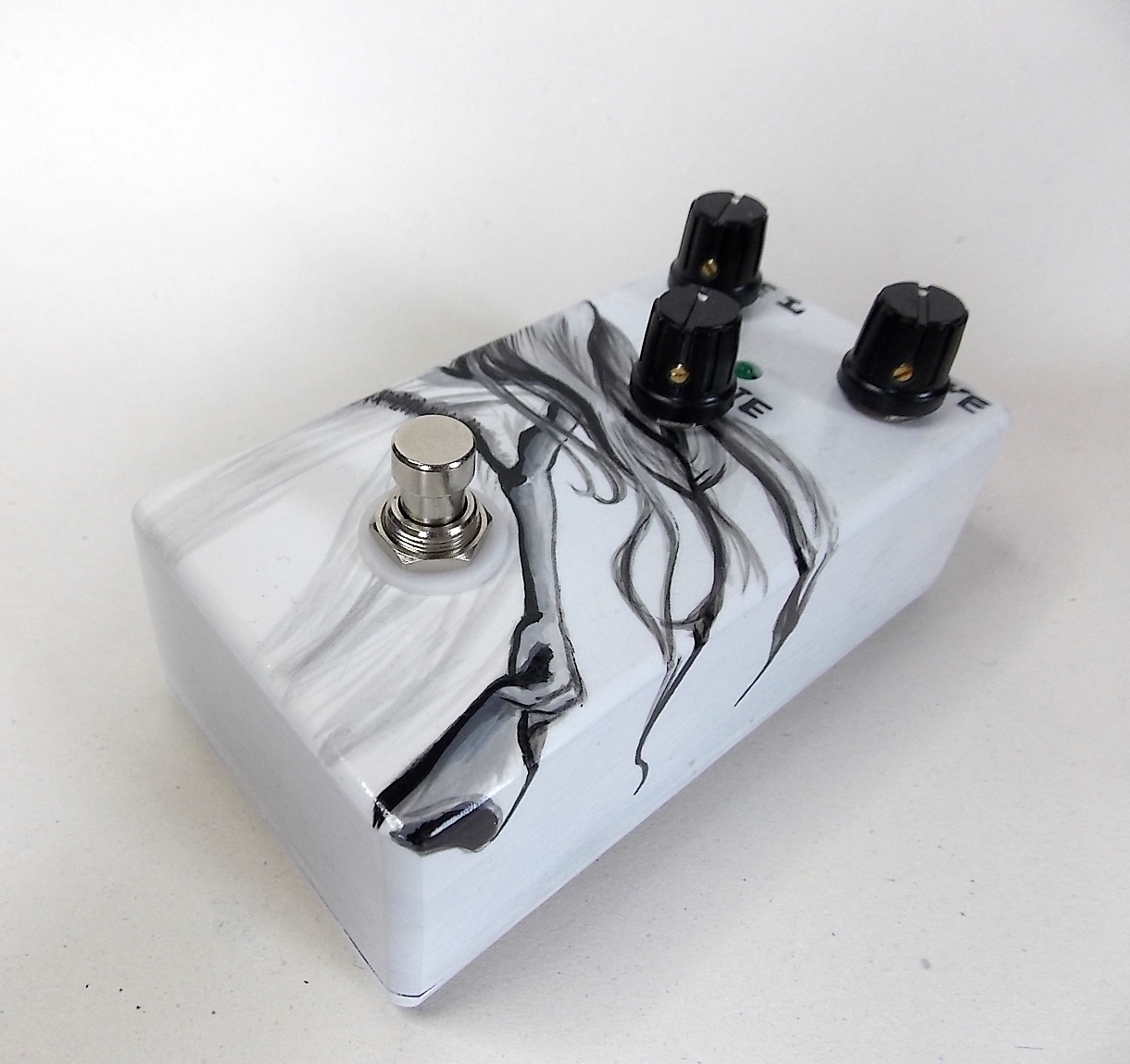Ibanez Tube Screamer TS-808 clone
