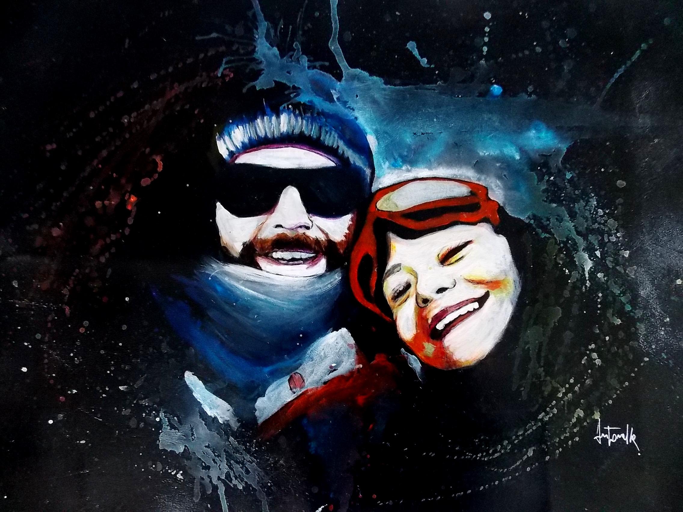 Maria and Filippo