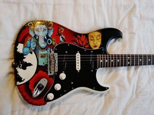 Ganesh guitar