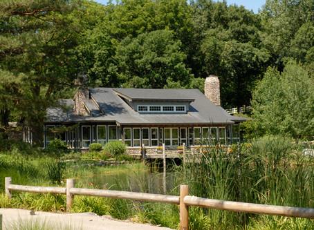 Prairie Style Private Lake House – Mainbuilt Custom Homes