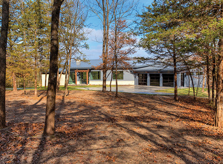 Private Custom Built Lake House in Adel, Iowa – By Mainbuilt Custom Homes